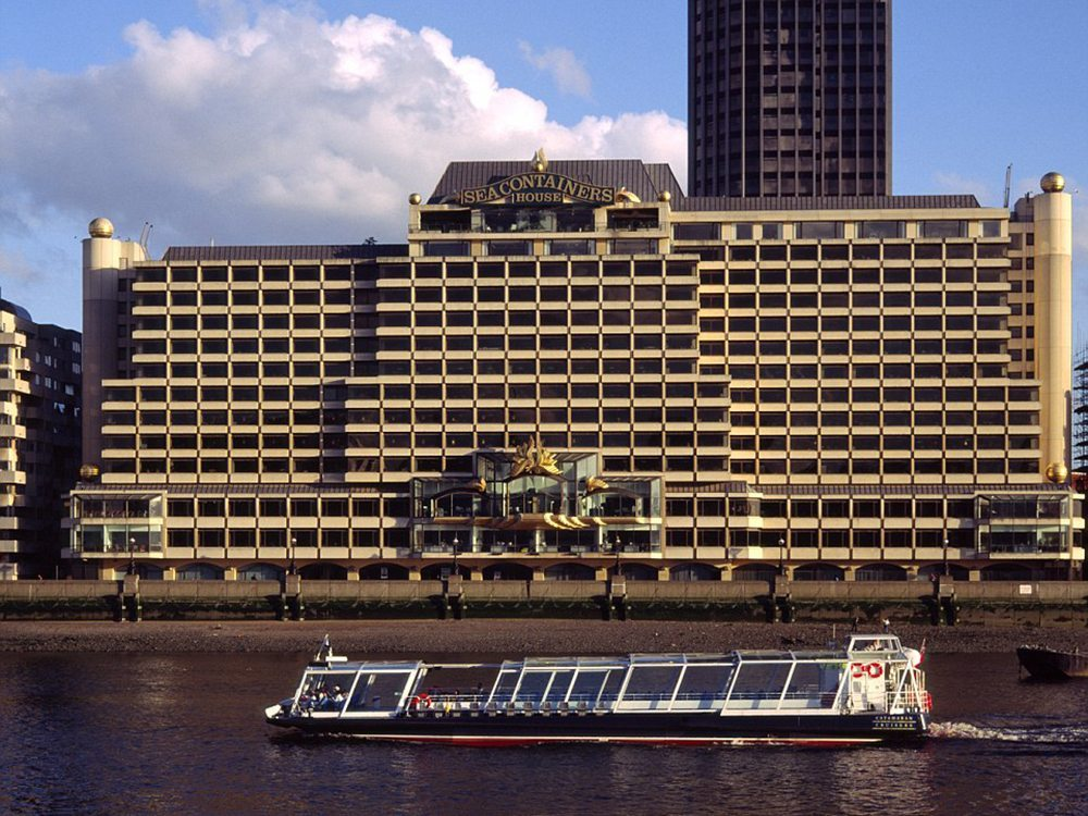 Mondrian London Sea Containers Tricon Foodservice Consultants