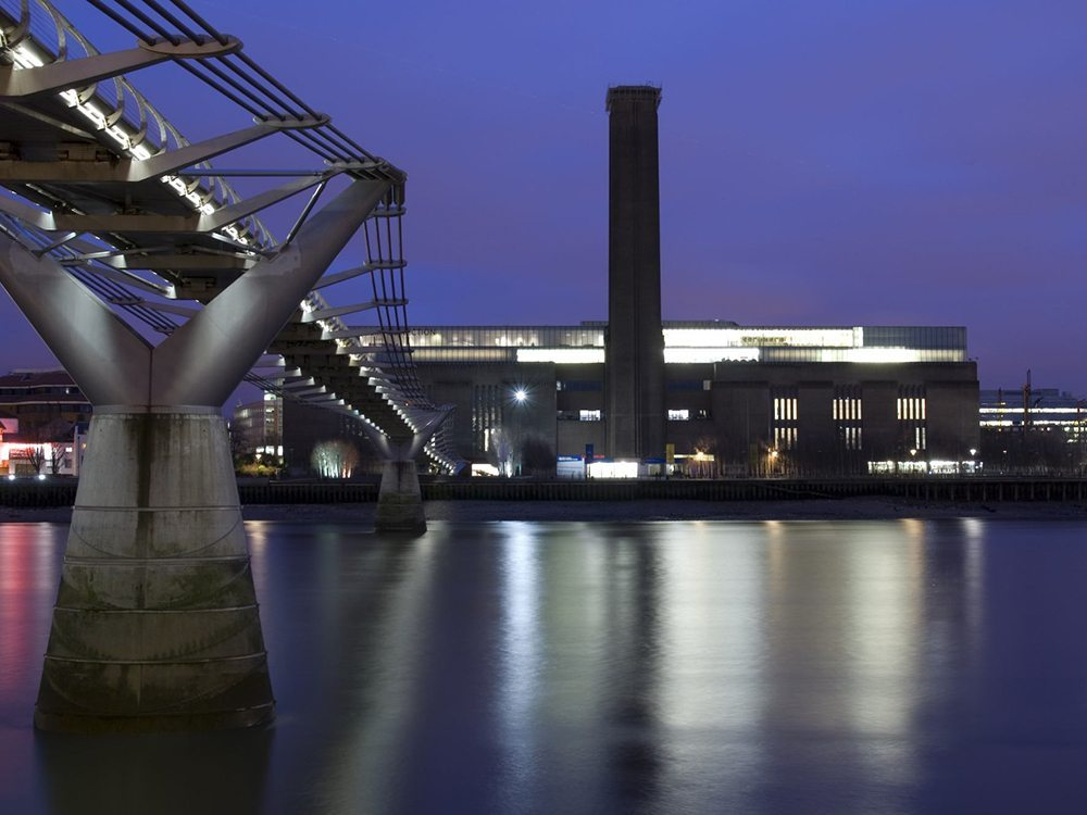 Tate Modern London Uk Tricon Foodservice Consultants