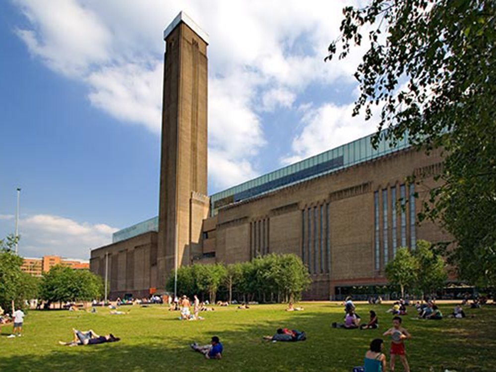 Tate modern london uk tricon foodservice consultants for Tate modern building design