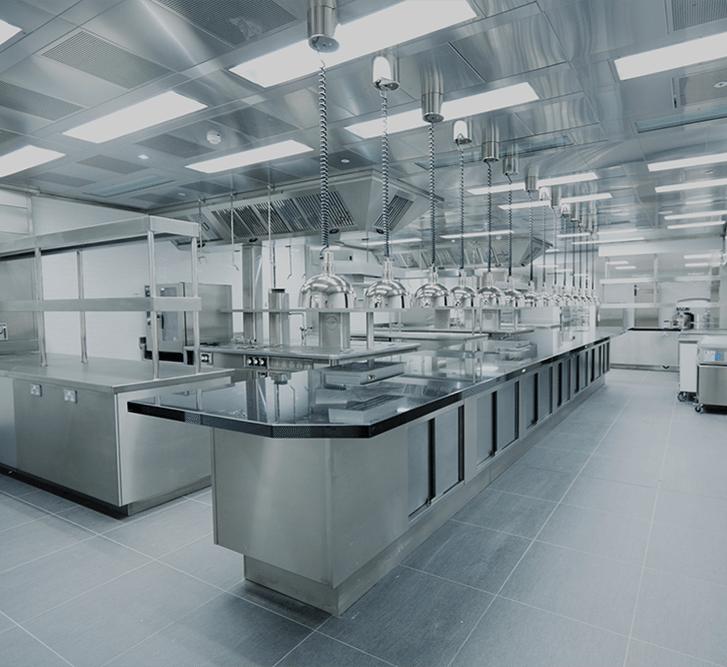 Commercial Kitchen Design Consultants London