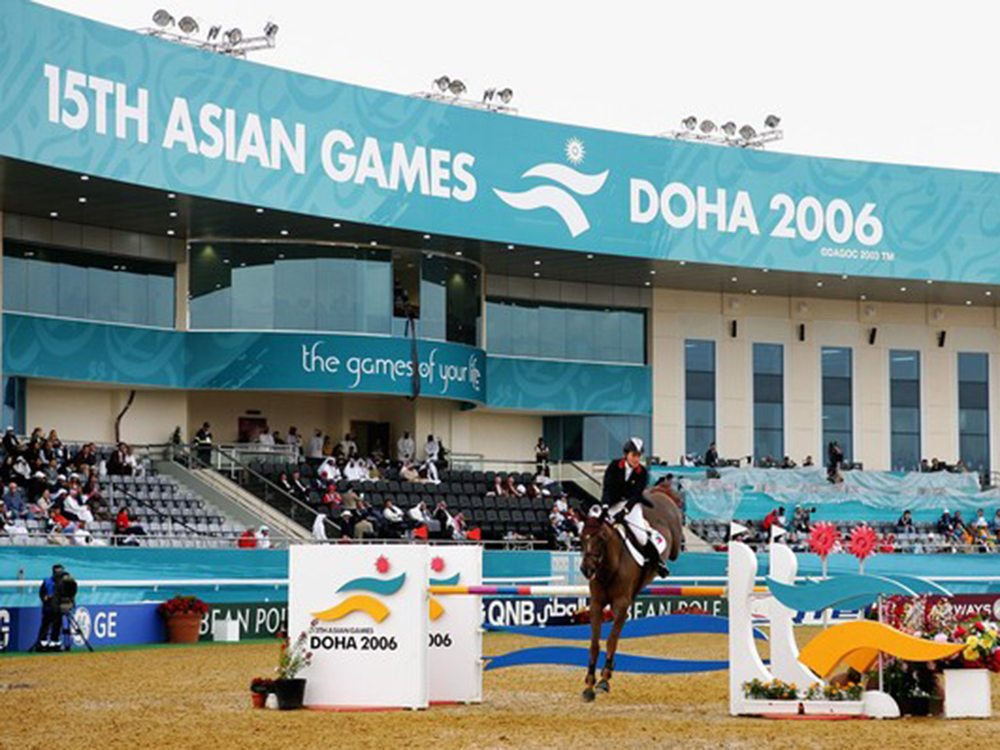 Doha Asian Games Doha Qatar Tricon Foodservice Consultants
