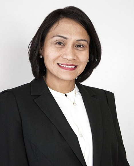 Project Director Ruth Mateo