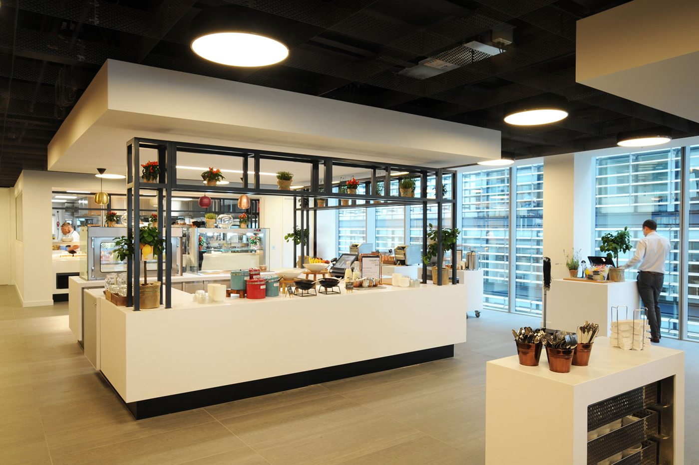 Bird Bird 12 New Fetter Lane Tricon Foodservice Consultants