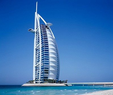 Burj al Arab restaurant design