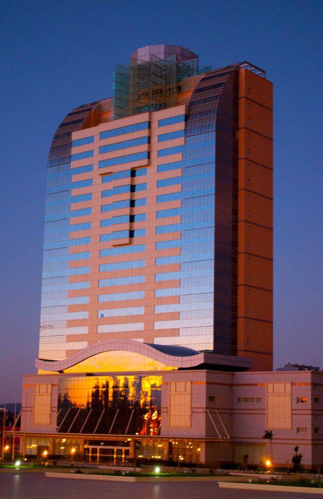 hotel design consultants