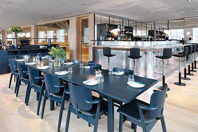 Design Museum Restaurant Parabola