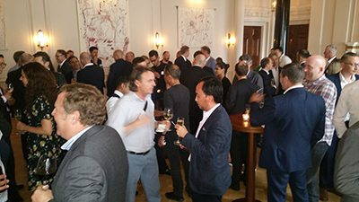 Tricon Summer drinks party
