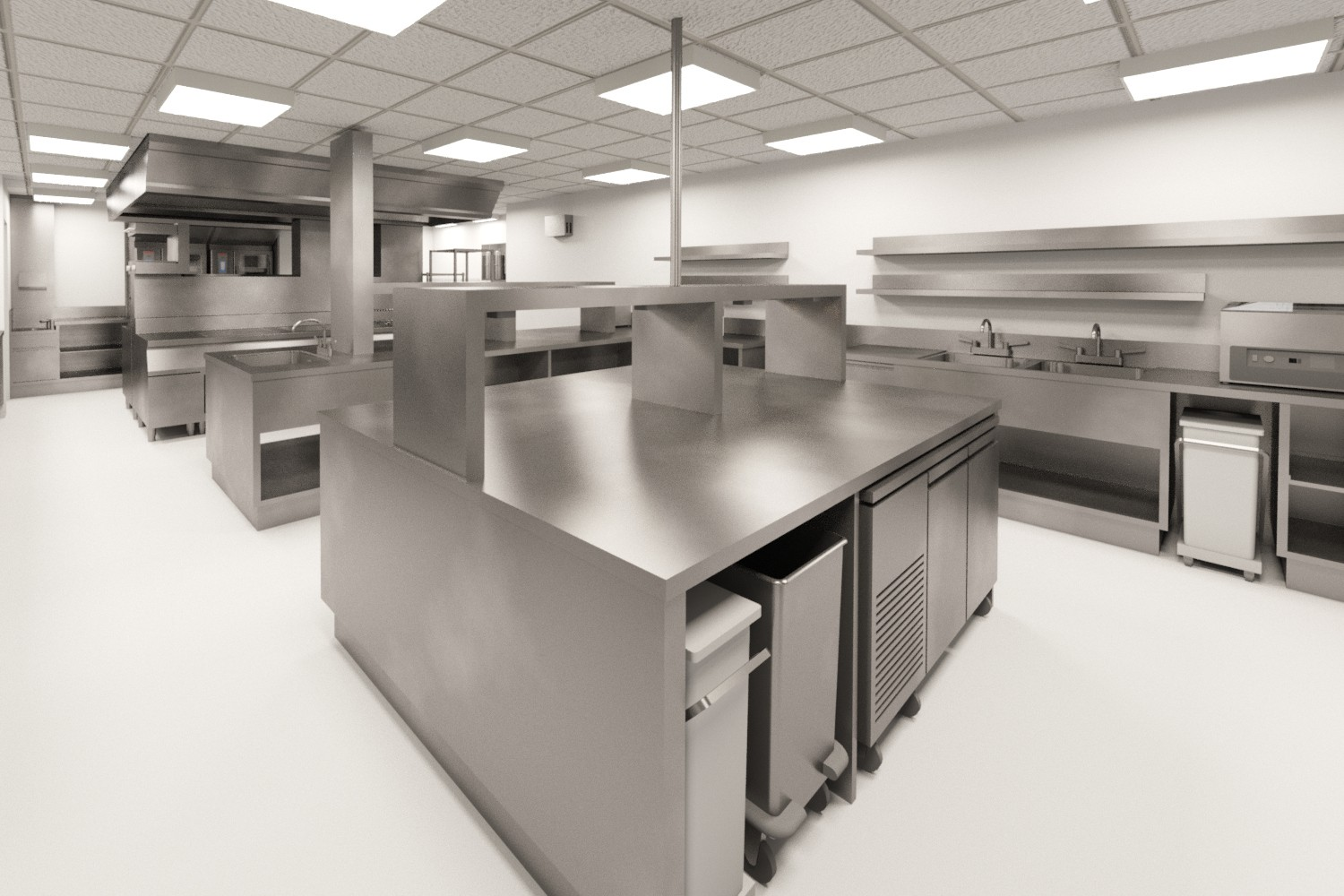 The Power Of Revit Tricon Foodservice Consultants