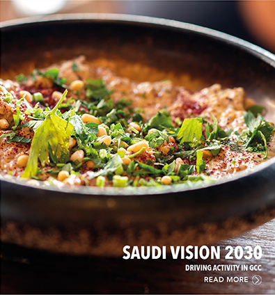 Saudi Vision 2030: Driving Activity in GCC