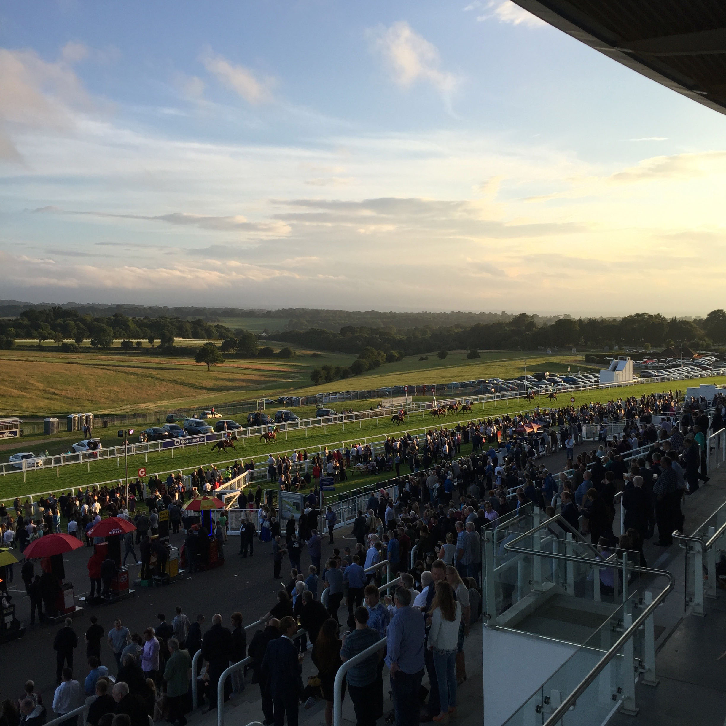 Epsom Downs Racecourse Catering Consultants